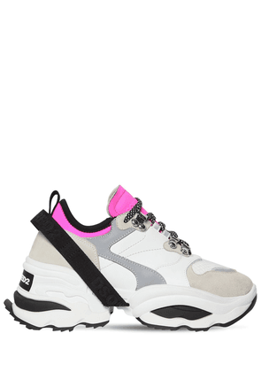 70mm The Giant K2 Mesh & Suede Sneakers