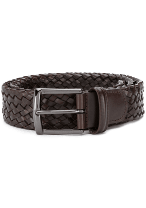 Anderson's woven belt - Brown