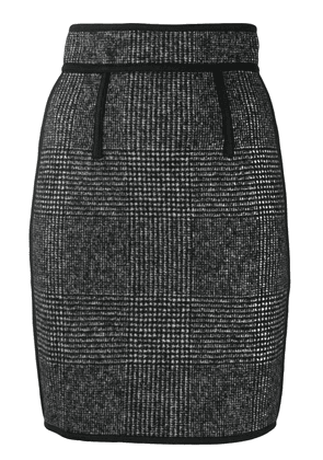 Dsquared2 mini pencil skirt - Black