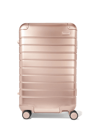 Away - Carry-on Aluminum Suitcase - Gold