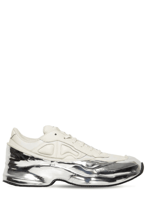 Rs Ozweego Leather & Nylon Sneakers