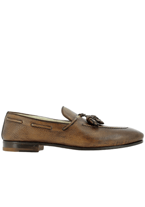 Loafers Shoes Men Fabi