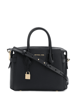 Mercer Belted Small Leather Bag