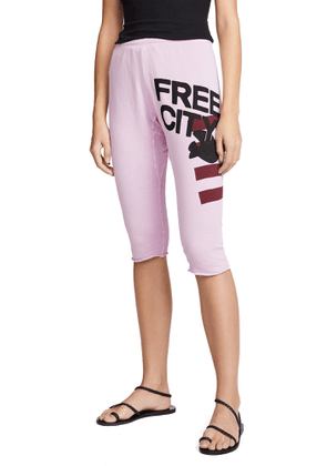 FREECITY Jump Pocket Shorts