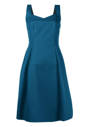 Dorothee Schumacher fitted dress - Blue
