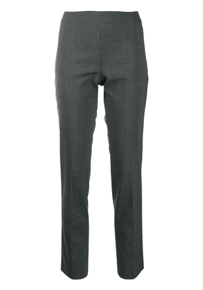 Aspesi cropped trousers - Grey