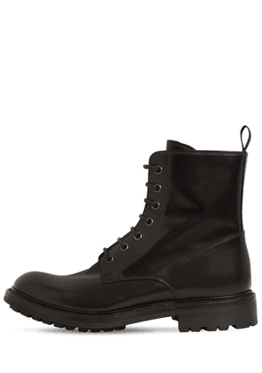 20mm Nanalah Brushed Leather Boots