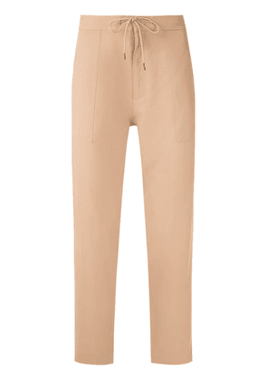 Egrey straight fit trousers - Neutrals