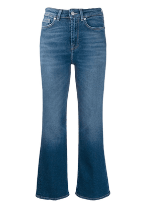 7 For All Mankind Vintage cropped jeans - Blue
