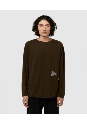 DRY JERSEY LONG SLEEVE T-SHIRT