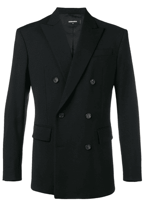 Dsquared2 80's double-breasted blazer - Black