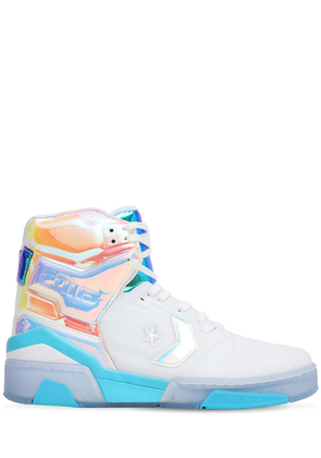 Impress Faux Leather High Top Sneakers