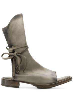Cherevichkiotvichki boot sandals - Grey