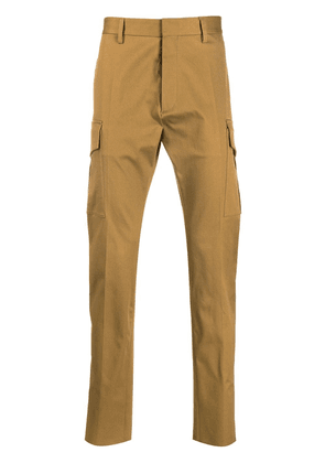 Dsquared2 cropped chino trousers - Neutrals
