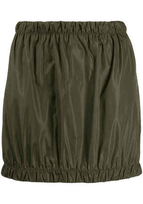 Dsquared2 elasticated trim skirt - Green
