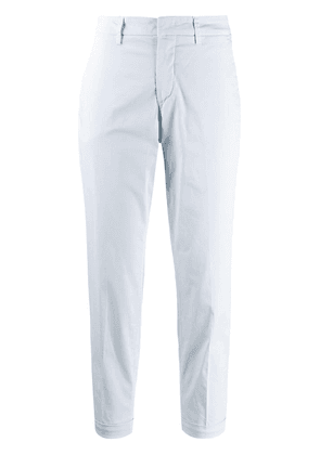 Fay slim-fit trousers - Blue