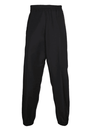 Burberry logo detail track trousers - Neutrals