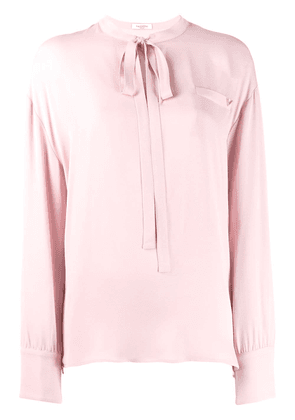 Valentino pussybow blouse - Pink