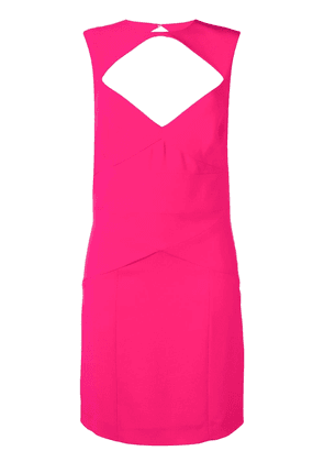 Dsquared2 short fitted dress - Pink