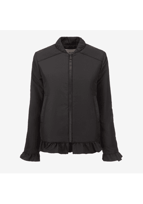Thindown Nylon Jacket Black 44
