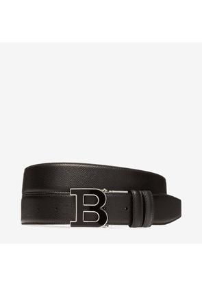 B Buckle Enamel 35Mm Black 110