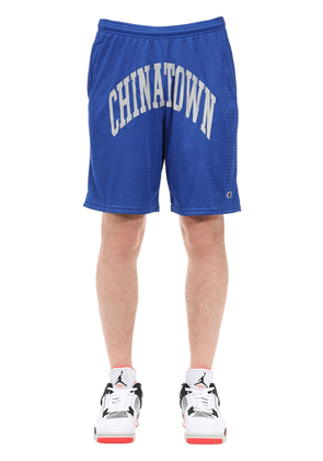 Champion X Shooter Mesh Shorts