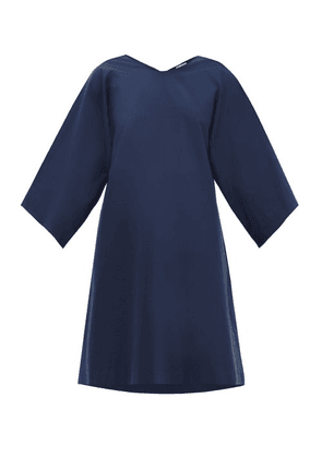 Connolly - Oversized Cotton Tunic - Womens - Navy
