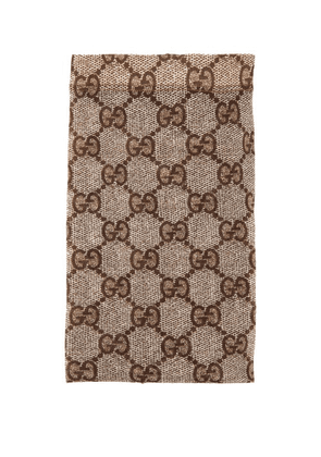 Gucci - Gg Snake Print Tights - Womens - Beige Print