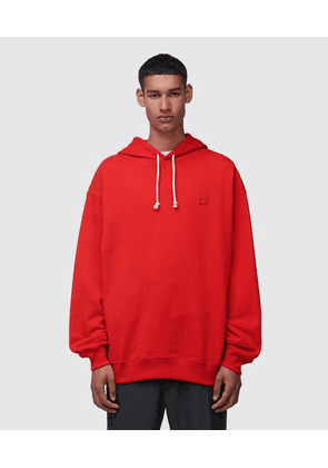 FARRIN FACE HOODED SWEATSHIRT