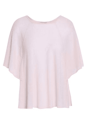 Autumn Cashmere Cashmere Top Woman Baby pink Size S