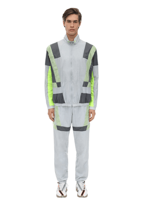M Nrg X Woven Techno 2 Piece Tracksuit