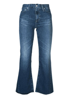 Ag Jeans Quinne flare jeans - Blue