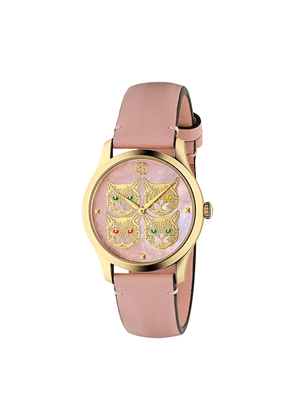 Gucci Orologio G-Timeless 38mm watch - Pink