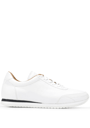 Brioni low top sneakers - White