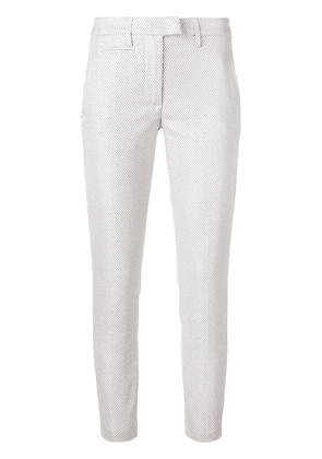 Dondup cropped trousers - Grey
