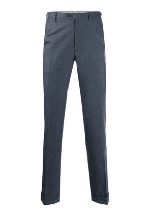 Brioni tailored trousers - Blue