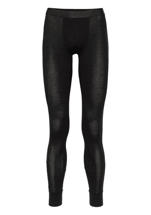 Cdlp stretch thermal leggings - Black