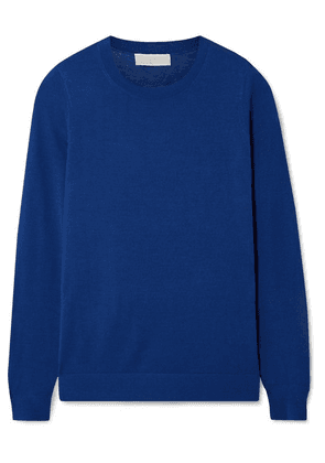 MICHAEL Michael Kors - Merino Wool Sweater - Royal blue