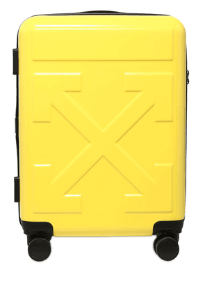 Arrow Logo Embossed Pvc Trolley