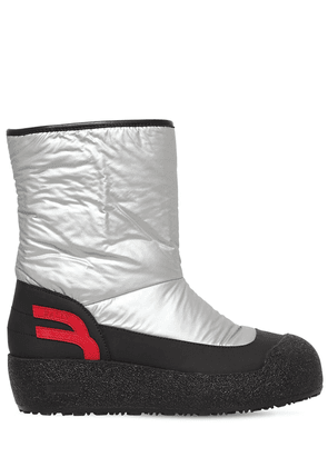 40mm Camely Nylon Snow Boots