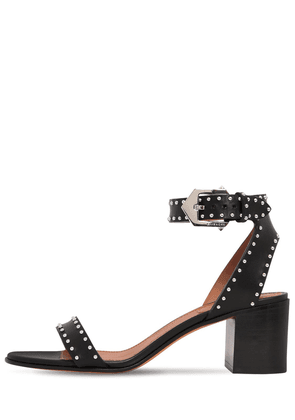 60mm Studded Leather Sandals