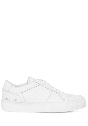 Full Court Leather Sneakers