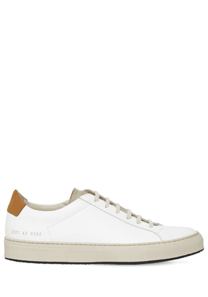 Retro Special Edition Leather Sneakers
