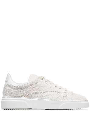 By Walid 19th Century sneakers - White