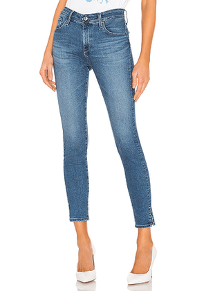 AG Adriano Goldschmied Farrah Skinny Ankle in Blue. Size 28,29,30,32.