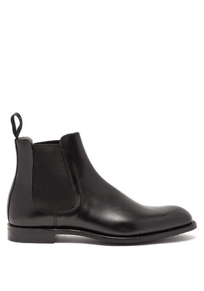 Cheaney - Godfrey Leather Chelsea Boots - Mens - Black