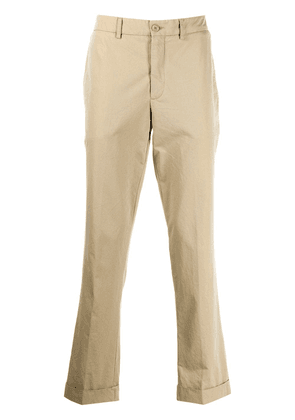 Aspesi tailored chinos - Neutrals