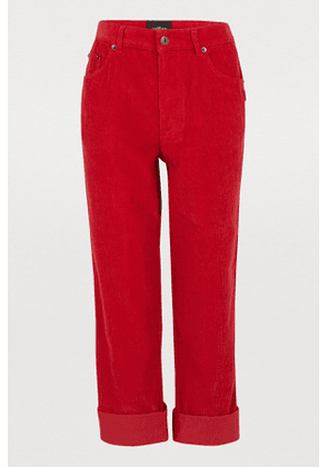 ''The Corduroy' jeans'