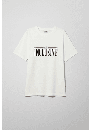 Frank All Inclusive T-shirt - White