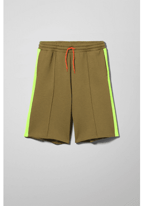 Day Jersey Shorts - Green